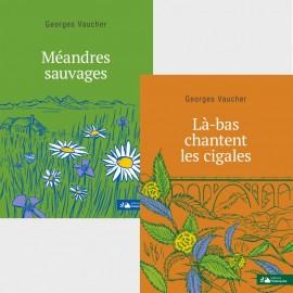 Georges Vaucher offre groupée